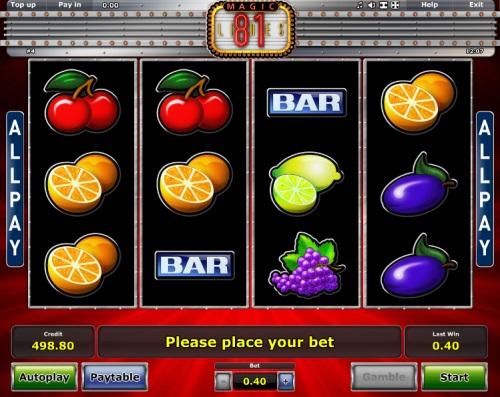 Cazino online - sizzling hots joc gratis